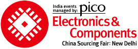 China Sourcing Fair: Electronics & Components in India