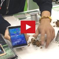 防震智能手机,抵抗损坏并可抵抗外来重力